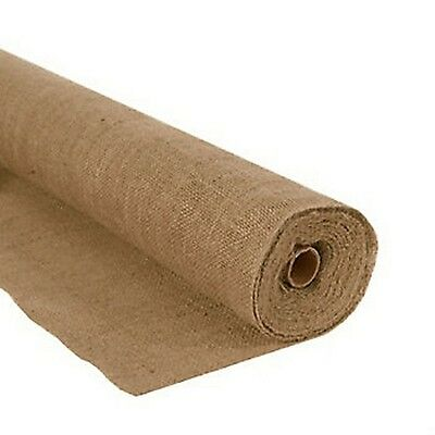 """48"""" Billow Burlap By The Yard"""