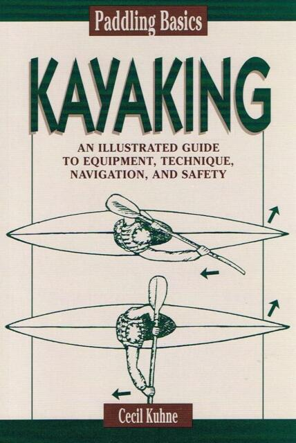 Kayaking by Cecil Kuhne New Book