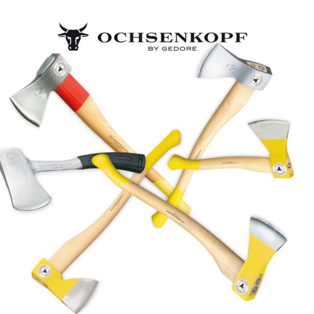 Ochsenkopf Universal Gold-Forstaxt Forstbeil Axt OX 20 H OX 209 E OX 25H OX 235