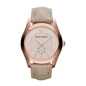 Emporio Armani AR1667 Classic VALENTE Watch