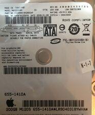 FUJITSU MHY2200BH 200GB SATA LAPTOP NOTEBOOK PCB BOARD ONLY (CA26344-B32104BA)