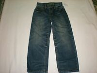 Boy Gap Loose Fit,straight Leg Jeans Size 12 Slim