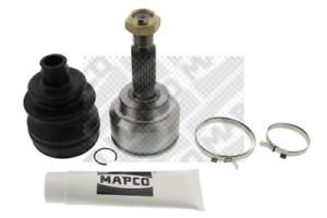 Gelenksatz Antriebswelle MAPCO 16258 vorne für MITSUBISHI