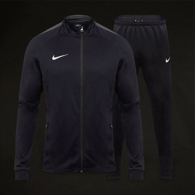 Nike Herren Academy 18 Fußball Trainingsanzug Sport Knit Tracksuit 893709 010