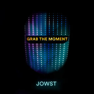 2021 Eurovision - Norway 2017. Grab The Moment - JOWST.  ( Promo CD Single )