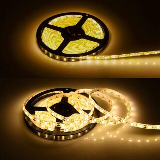 LED Low-voltage Light Strip 5050 60 Beads / m 12v Epoxy Waterproof Light New