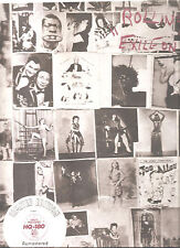 "Rolling STONES ""Exile on Main Street"" 180g RTI 2lp VINYL SEALED"