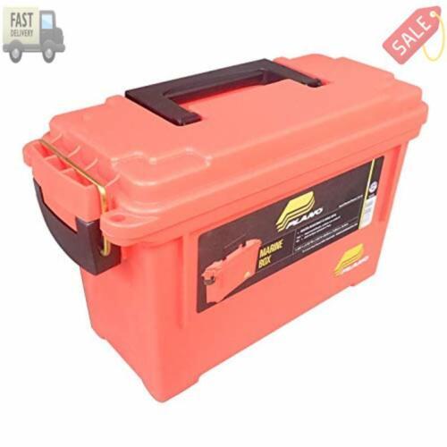 orange Plano 131252 Stockage à sec d/'urgence Marine Boîte