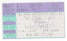 1995 SLASH SNAKE PIT Concert Ticket STUB The Strand PROVIDENCE RHODE ISLAND RI