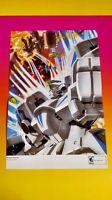 Nights Dreams + Bangai O Spirits - Nintendo Power Original Rare Poster Wii