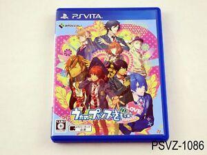 Uta-no-Prince-Sama-Repeat-Love-Japanese-Import-PS-Vita-PSVita-Japan-US-Seller