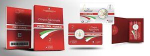 2-euro-commemorative-Italie-2020-BU-FDC-Corps-national-des-pompiers-italiens