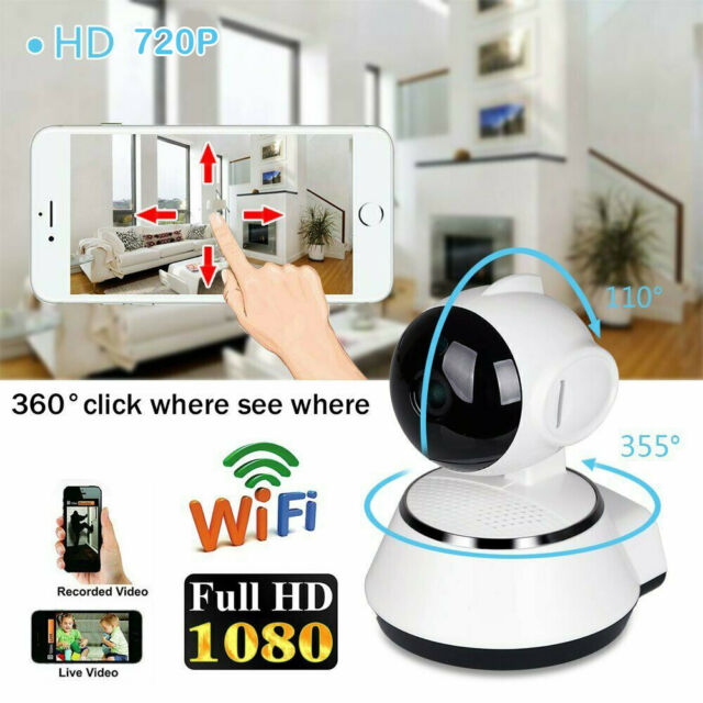 camera+video+surveillance+sans+fil+extel