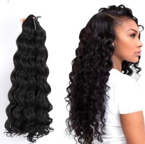 Kanekalon Jumbo Braiding Hair Wavy