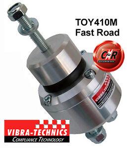 Toy120m Vibra-Technics Engine Mounts-Fits Toyota Supra jza80 1995-2002