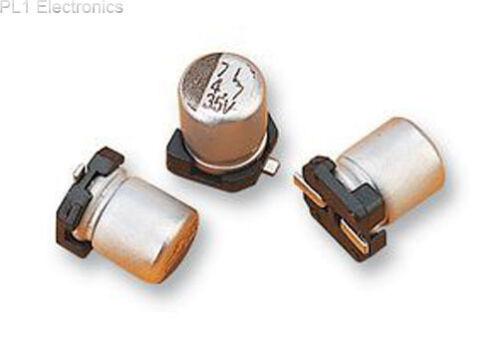 50V 0,47 UF prezzo per: 5 SMD Vishay BC Components-mal215371477e3-condensatore