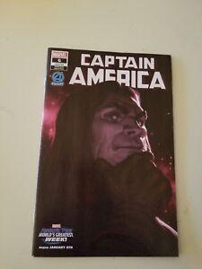 Captain-America-6-Marko-Djurdjevic-Variant-High-Grade-key-issue-cgc-ready