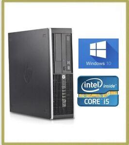 HP-Compaq-Pro-6300-SFF-PC-Quad-i5-3rd-Gen-3470-3-20GHz-8GB-500GB-Win-10-2B13