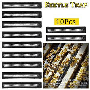 10pcs Small Bee Hive Beetle Blaster BeeHive Beetle Trap Beekeeping tool asf