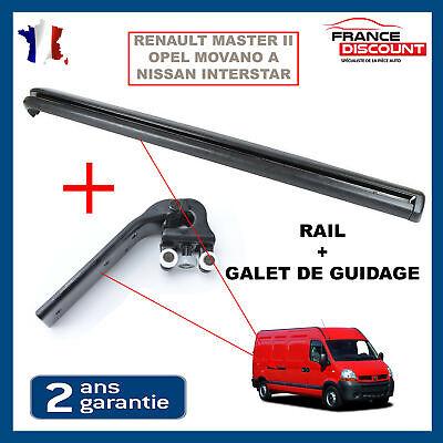 Guide porte coulissante latéral droit pour Renault Master 2 Movano  et Interstar