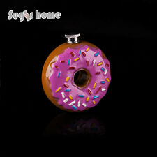 Hot Sale Portable Doughnut Flask 10 oz Food Grade Stainless Steel Hip Flask