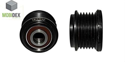 Generatorfreilauf Lichtmaschine für MERCEDES W210 W203 S210 2.2-3.2L 1998