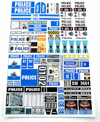 Lego Stickers collection on eBay!
