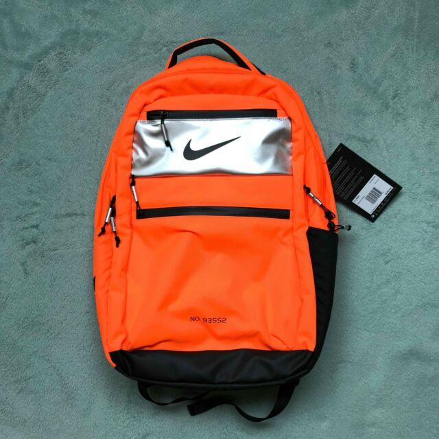 Neon Orange Nike Backpack Online