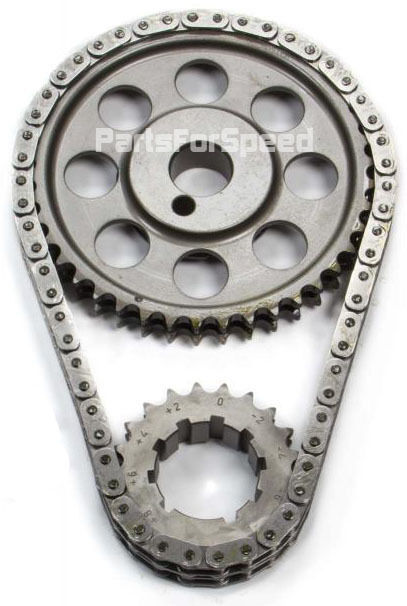 Ford 302 351-W V-8 Double Roller Timing Chain Kit