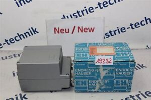Endress-Hauser-916941-0000-Regulateur