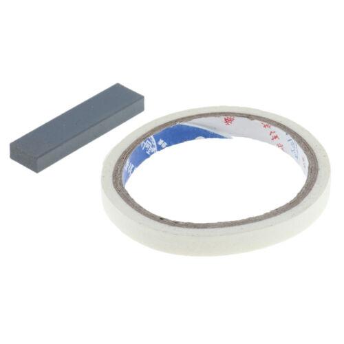 Gitarre Bass Fret Wire Maintenance Polierschleifmaschine Radiergummi Papier