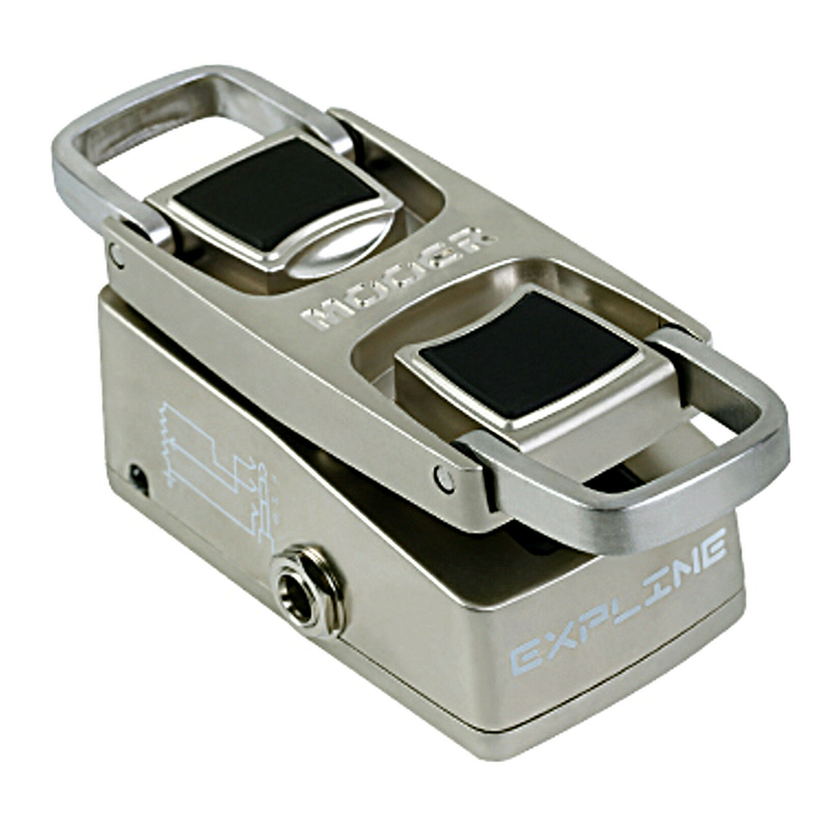 Mooer Expline Expression Micro Größed Guitar Effects Pedal
