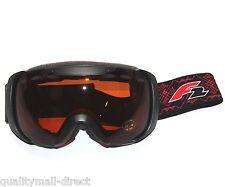 F2 FTWO sci, arancione oscurato s2 ottica 100% UV Protezione Snowboard yx011 og9
