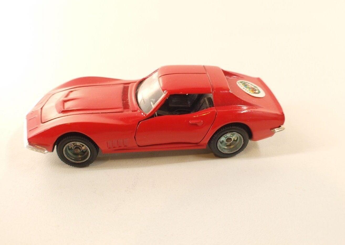 Envío 100% gratuito Nacoral entre los Coches Coches Coches España N º 101 Corvette 1 43  moda
