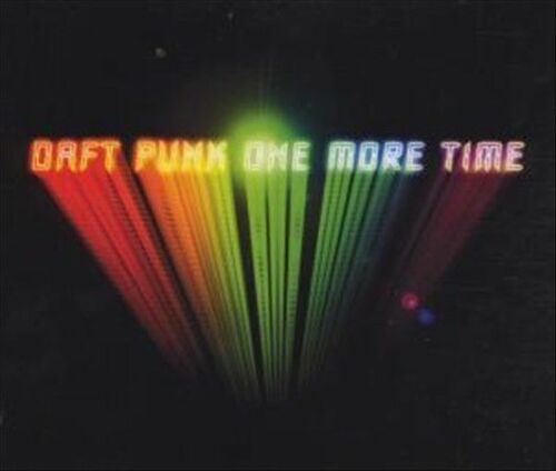 1 of 1 - Daft Punk-One More Time -Cds-  CD NEW