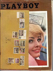 Playboy-November-1964-Vargas-Girl-amp-Kai-Brendlinger-German-Girls-1963-Playmate