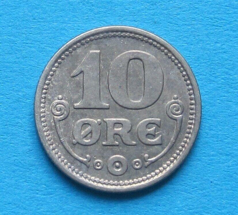 Danmark, mønter, 1922