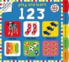 Play and Learn 123 by Roger Priddy (Board book, 2013)