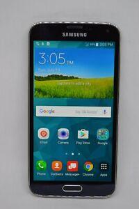 Samsung Galaxy S5 SM-G900V 16GB Black VERIZON UNLOCKED GSM AT&T T-MOBILE