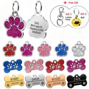 Hundemarke Katzenmarke Haustiermarke Namensmarke Aluminium Mit Gravur 4 Farben