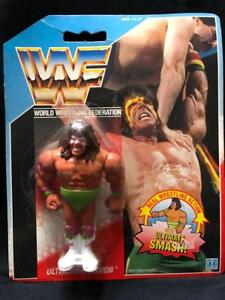 WWE-Hasbro-Ultimate-Warrior-Wresting-Action-Figure-Sealed-with-Tracking