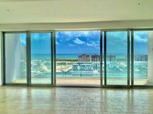 Departamento 3 recamaras con Marina frente al mar en Puerto Cancun Torre Aria
