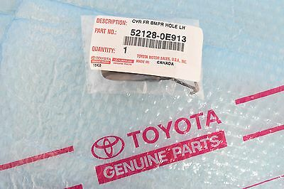 Lexus TOYOTA OEM RX350 Bumper-Foglight or Tow Hook Cover Cap Left 521280E913