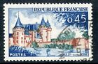 STAMP / TIMBRE FRANCE OBLITERE N° 1313 SULLY SUR LOIRE