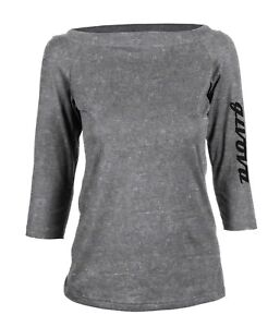 Shirt Manica Maglietta Givova Cotone Donna In Lunga T Elasticizzato kiPZOXu