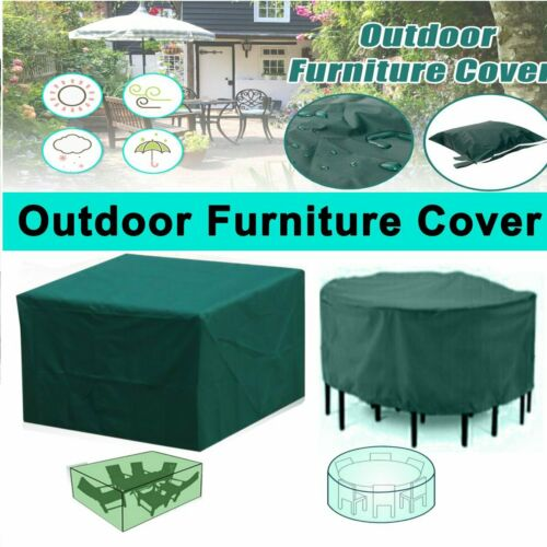 Garden Patio Furniture Cover Covers Rattan Table Cube Seat Outdoor