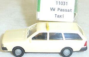 Vw-passat-taxi-Mesureur-EUROMODELL-11031-h0-1-87-OVP-ll1-a