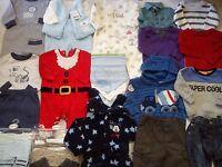 Used Amazing 37 Next River Island Disney Bundle Baby Boy Clothes 3/6 Mths (5