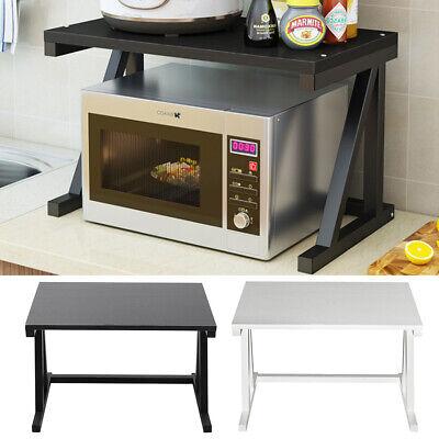 2 Tiers Microwave Oven Rack Metal