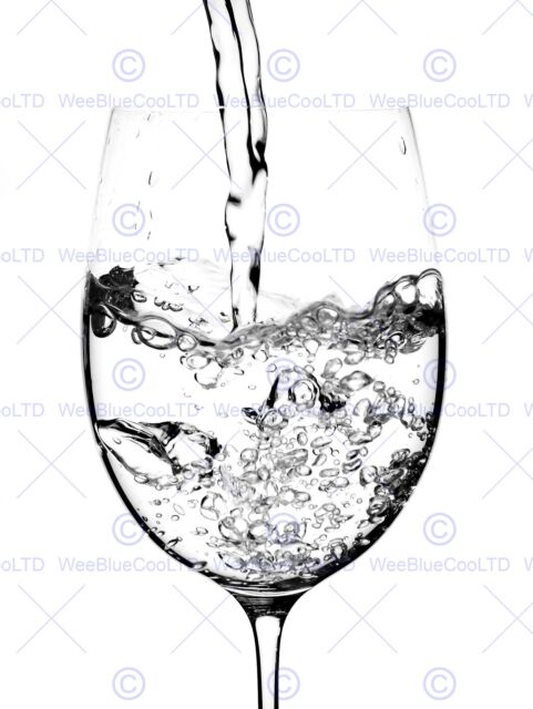 ABSTRACT ICE WATER GREY BLACK WHITE PHOTO ART PRINT POSTER PICTURE BMP1900B